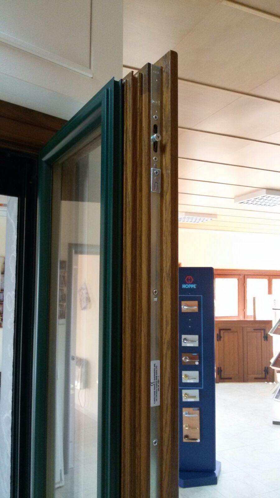 Verniciare infissi alluminio finestre in with verniciare - Verniciare finestre pvc ...