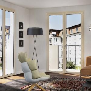 porte finestre 2 ante roma