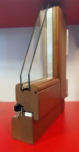 finestra legno roma