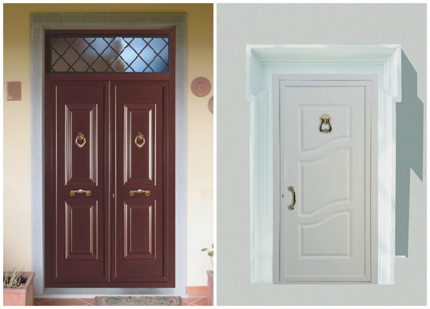 Pannelli di rivestimento in alluminio - Pannelli decorativi per porte ...